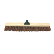 Stiff Broom Head & Bracket 24