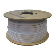 Prysmian 6242BH Twin & Earth Cable 4mm² x 100m White