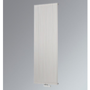 Aurora Vertical Designer Radiator White 1800 x 450mm 3685BTU