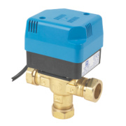 Horstmann Z322 3-Port Motorised Valve