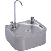 Franke Wall-Mounted Centinel Bubbler Water Fountain 310 x 264 x 395mm