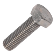 Set Screws A2 Stainless Steel M12 x 40mm Pack of 10