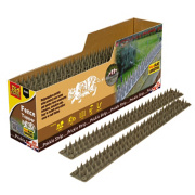 STV Poison_Free Defenders Prickle Strip Fence Top Flat Pest Deterrent