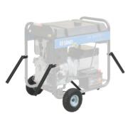 SDMO RO7 Wheel Kit for Generators above 3kW