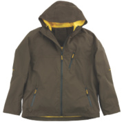 MASCOT AVEIRO JACKET DARK OLIVE LARGE