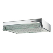 Visor Hood 600mm Stainless Steel