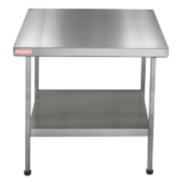 Franke Preparation Centre Wall Table 1800 x 650mm