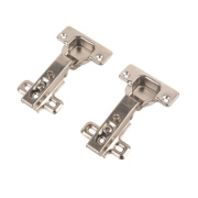 Sprung Concealed Screw-On Hinges 110° 35mm Pack of 2