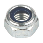 Nylon Lock Nuts M20 Pack of 25