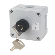 Hylec Selector Key Switch 22mm
