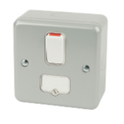MK 13A Switched Fused Connection Unit Metal-Clad