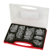 N/A Nylon Plug Assortment Box 310 Pieces