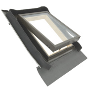 Tyrem FE4555 FE Natural Timber Top-Hung Skylight 450 x 550mm