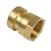 Yorkshire Tectite Sprint Female Coupler 22mm x ¾