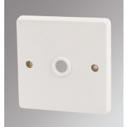 Crabtree 1-Gang 20A Flush Cord Outlet