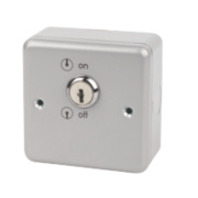 MK 20A DP Secret Key Switch Metal-Clad