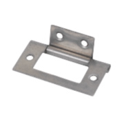 Flush Hinge Self-Colour 25 x 51mm Pack of 20