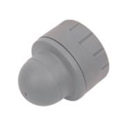 PolyPlumb Socket Ends 15mm Pack of 2