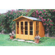 Chatsworth Shiplap Summerhouse 2.1 x 2.1 x 2.1m
