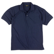 Site Pepper Polo Shirt Navy Medium 40-41