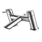 Bristan Easyfit Acute Dual Lever Bath Filler Tap