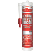 Unibond 1439763 General Purpose Silicone White 310ml
