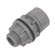 PolyPlumb Tank Connector 15mm x ½
