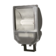 Trac Trac-Pro Asymmetric Commercial Floodlight & Photocell 26W