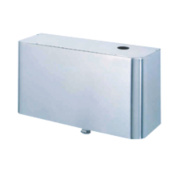 Franke Wall-Mounted Automatic 2-Urinal Cistern S/Steel 537 x 197 x 290mm