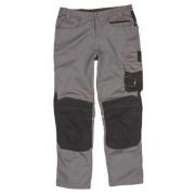 Site Boxer Trousers Grey/Black 40