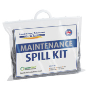 Lubetech 20Ltr Black & White Maintenance Spill Response Kit