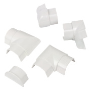 D LINE Accessory Pack White 50 x 25mm 5Pcs