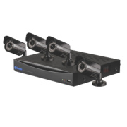 Swann DVR8-12604F 8-Channel CCTV DVR Kit with 4 Cameras