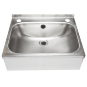 Franke WB18 Wall-Hung Washbasin & Waste Pack S/Steel 1 Bowl & 457 x 156mm