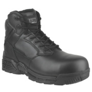 Magnum. Stealth Force 6 Safety Boots Black Size 12