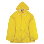 Endurance Rainmaster 2-Piece Waterproof Rain Suit Yellow Lge 42-44
