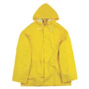 Endurance Rainmaster 2-Piece Waterproof Rain Suit Yellow Lge 42-44