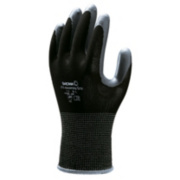 Showa 370 Assembly Grip Gloves Black X Large