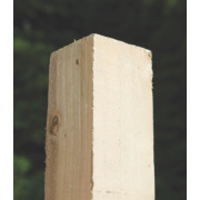 Larchlap Fence Posts 75 x 75mm x 2.4m
