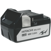 Hitachi BSL1830 18V 3Ah Li-Ion Slide Battery