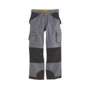 CAT C172 Trademark Trousers Grey/Black 38