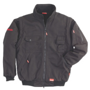 MAKITA CANVAS WORK JACKET MEDIUM