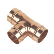 Solder Ring Equal Tee 28mm