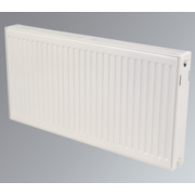 Kudox Double Convector Radiator White H: 600 x W: 2200mm