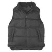 Site Ash Gilet Bodywarmer Black Medium 40-41