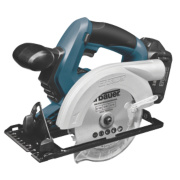 Erbauer ERI490CSW 140mm 3Ah Li-Ion Cordless Circular Saw 18V