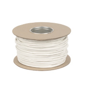 Telephone Cable 4-Pair 8-Core 100m White