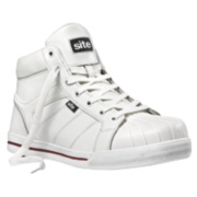 Site Shale Hi-Top Safety Boots White Size 9