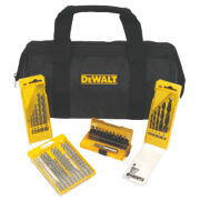 DeWalt Power Tool Accessory Set 31Pcs in a Tool Bag