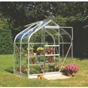 Halls Supreme 46 Aluminium Greenhouse Horticultural Glass 1930 x x